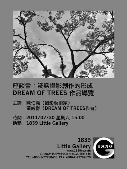 Artist Talk [Dream of Trees]
