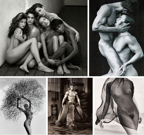 Herb Ritts 1952 –2002 時尚明星攝影大師